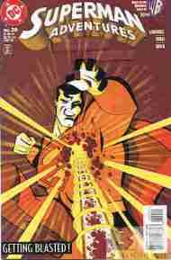 """""""Yesterday's"""" Comic> Superman Adventures#20"""