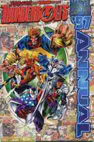 """""""Yesterday's"""" Comic> Thunderbolts '97Annual"""