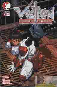 """""""Yesterday's"""" Comic> Voltron v2 #4 (Devil'sDue)"""