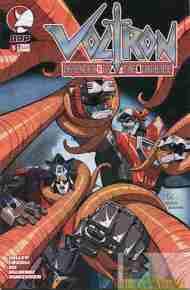 """""""Yesterday's"""" Comic> Voltron v2 #5 (Devil'sDue)"""