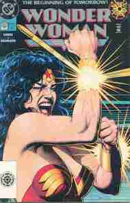 """Yesterday's"" Comic> Wonder Woman #0"