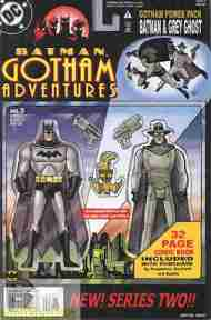 """Yesterday's"" Comic> Batman: Gotham Adventures #3"