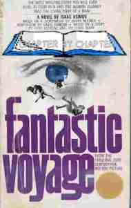 Chapter By Chapter: Fantastic Voyage novelization ch. 4