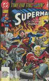 """Yesterday's"" Comic> Superman #55"