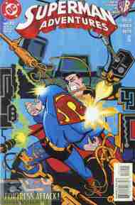 """Yesterday's"" Comic> Superman Adventures #22"