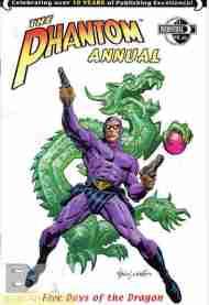 """Yesterday's"" Comic> The Phantom Annual#1"