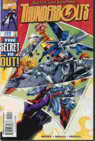 """Yesterday's"" Comic> Thunderbolts #10"