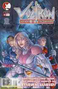 """""""Yesterday's"""" Comic> Voltron v2 #11 (Devil'sDue)"""