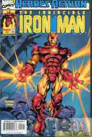 """Yesterday's"" Comic> Iron Man v3 #2"