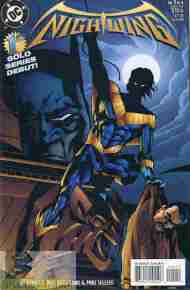 """Yesterday's"" Comic> Nightwing #1 (miniseries)"
