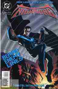 """Yesterday's"" Comic> Nightwing #2 (miniseries)"