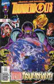 """Yesterday's"" Comic> Thunderbolts #11"