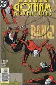 """Yesterday's"" Comic> Batman: Gotham Adventures#6"