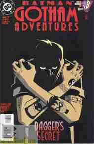 """Yesterday's"" Comic> Batman: Gotham Adventures #7"