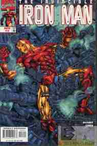 """Yesterday's"" Comic> Iron Man v3 #3"