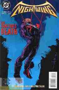 """Yesterday's"" Comic> Nightwing #3(miniseries)"