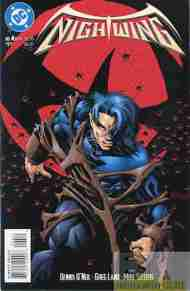 """Yesterday's"" Comic> Nightwing #4(miniseries)"