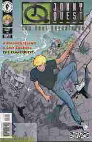 """Yesterday's"" Comic> The Real Adventures Of Jonny Quest #12"