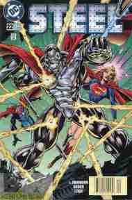 """Yesterday's"" Comic> Steel#22"