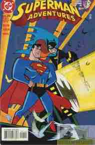 """Yesterday's"" Comic> Superman Adventures #25"