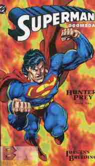 """Yesterday's"" Comic> Superman/Doomsday: Hunter/Prey #1"