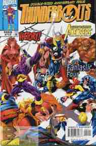"""Yesterday's"" Comic> Thunderbolts #12"