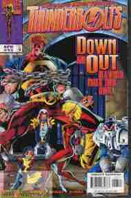 """Yesterday's"" Comic> Thunderbolts #13"