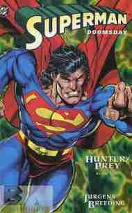 """Yesterday's"" Comic> Superman/Doomsday: Hunter/Prey#2"