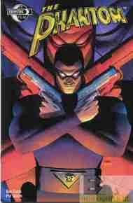 """Yesterday's"" Comic> The Phantom #1(Moonstone)"