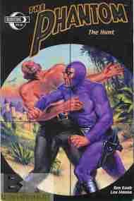 """Yesterday's"" Comic> The Phantom: TheHunt"