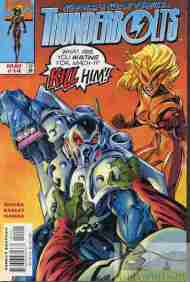 """Yesterday's"" Comic> Thunderbolts #14"