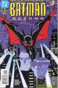"""Yesterday's"" Comic> Batman Beyond #1 (DCAU-Miniseries)"