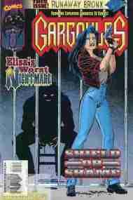 """""""Yesterday's"""" Comic> Gargoyles #10(Marvel)"""