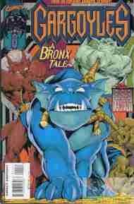 """""""Yesterday's"""" Comic> Gargoyles #11(Marvel)"""