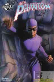 """Yesterday's"" Comic> The Phantom #4(Moonstone)"