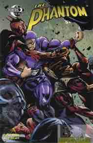 """Yesterday's"" Comic> The Phantom #6(Moonstone)"