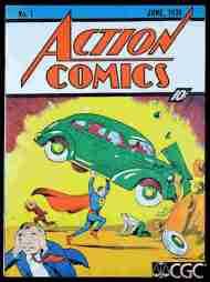 BW Reviews Action Comics#1