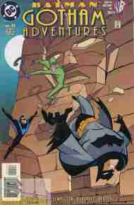"""Yesterday's"" Comic> Batman: Gotham Adventures #11"