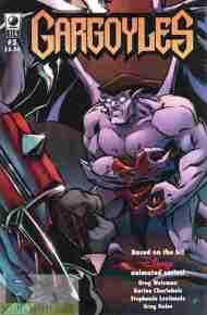 """""""Yesterday's"""" Comic> Gargoyles #5(SLG)"""