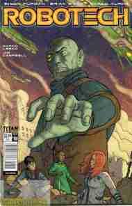 Today's Comics> Robotech #s 7 & 8 (TitanComics)