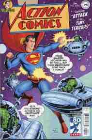 BW Reviews Action Comics#1000