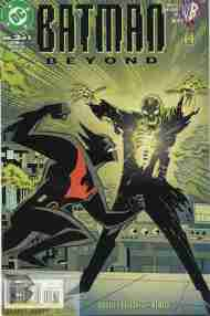 """Yesterday's"" Comic> Batman Beyond #3 (DCAU-mini)"