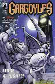 """Yesterday's"" Comic> Gargoyles #7 (SLG)"