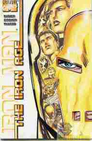"""Yesterday's"" Comic> Iron Man: The Iron Age #1"