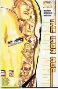 """Yesterday's"" Comic> Iron Man: The Iron Age #2"