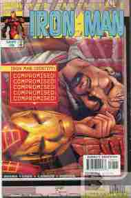 """Yesterday's"" Comic> Iron Man vol. 3 #8"