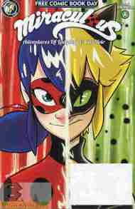 BW's Morning Article Link: Ladybug and Cat Noir Go Live-Action