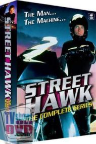 Saturday Night Showcase: Street Hawk