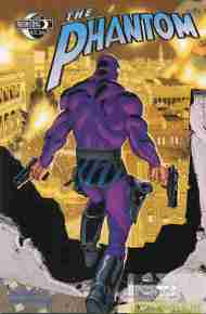 """Yesterday's"" Comic> The Phantom #24 (Moonstone)"