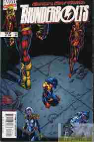 """Yesterday's"" Comic> Thunderbolts #18"